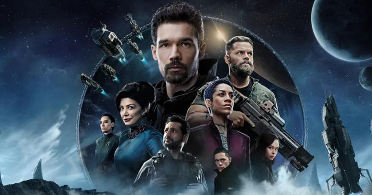 The Expanse could end early due to a huge time jump in the books 15