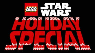 The LEGO Star Wars Holiday Special is coming to Disney+ on Life Day 17