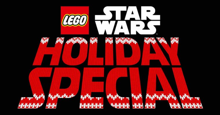 The LEGO Star Wars Holiday Special is coming to Disney+ on Life Day 15