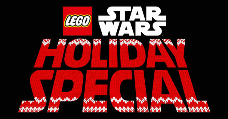 The LEGO Star Wars Holiday Special is coming to Disney+ on Life Day 12