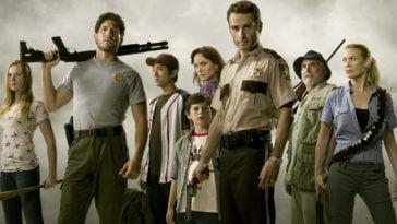 A marathon of The Walking Dead season 1 will air on AMC this weekend 17