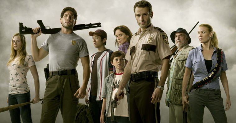 A marathon of The Walking Dead season 1 will air on AMC this weekend 12