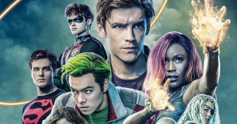 Titans season 3 will introduce Red Hood, Scarecrow, and Barbara Gordon 20