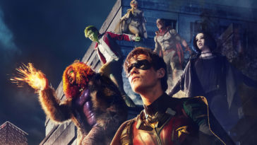 Titans and other DC Universe TV series are moving to HBO Max 13