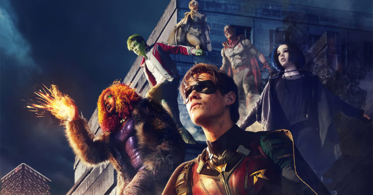 Titans and other DC Universe TV series are moving to HBO Max 12