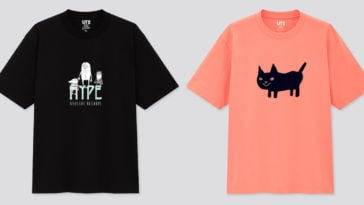 Uniqlo UT x Kenshi Yonezu collection features offbeat sketches by the J-pop star 21