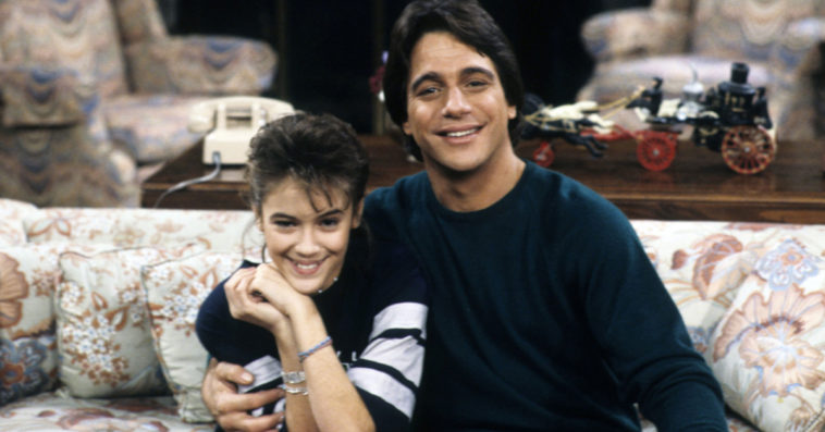Tony Danza and Alyssa Milano are reuniting for a Who's the Boss? sequel 12
