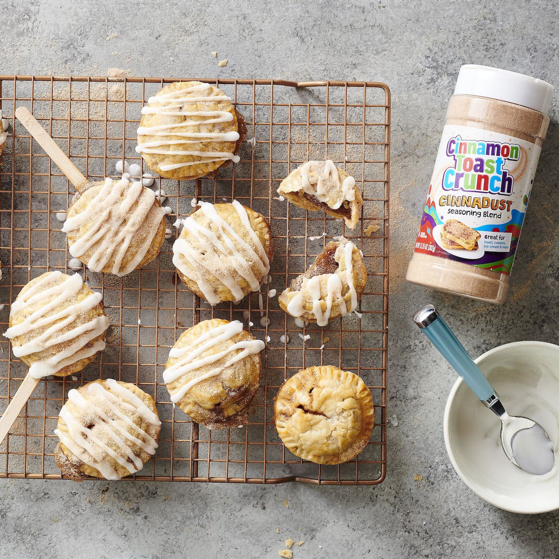 Cinnamon Toast Crunch 'Cinnadust' seasoning blend is coming in September 13