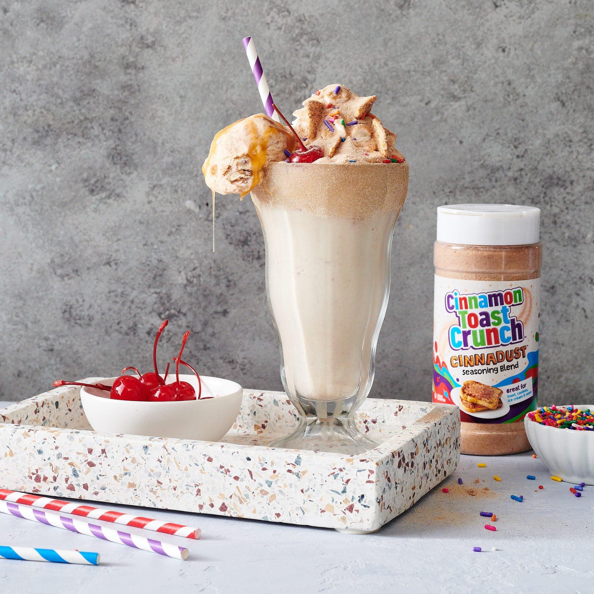 Cinnamon Toast Crunch 'Cinnadust' seasoning blend is coming in September 16