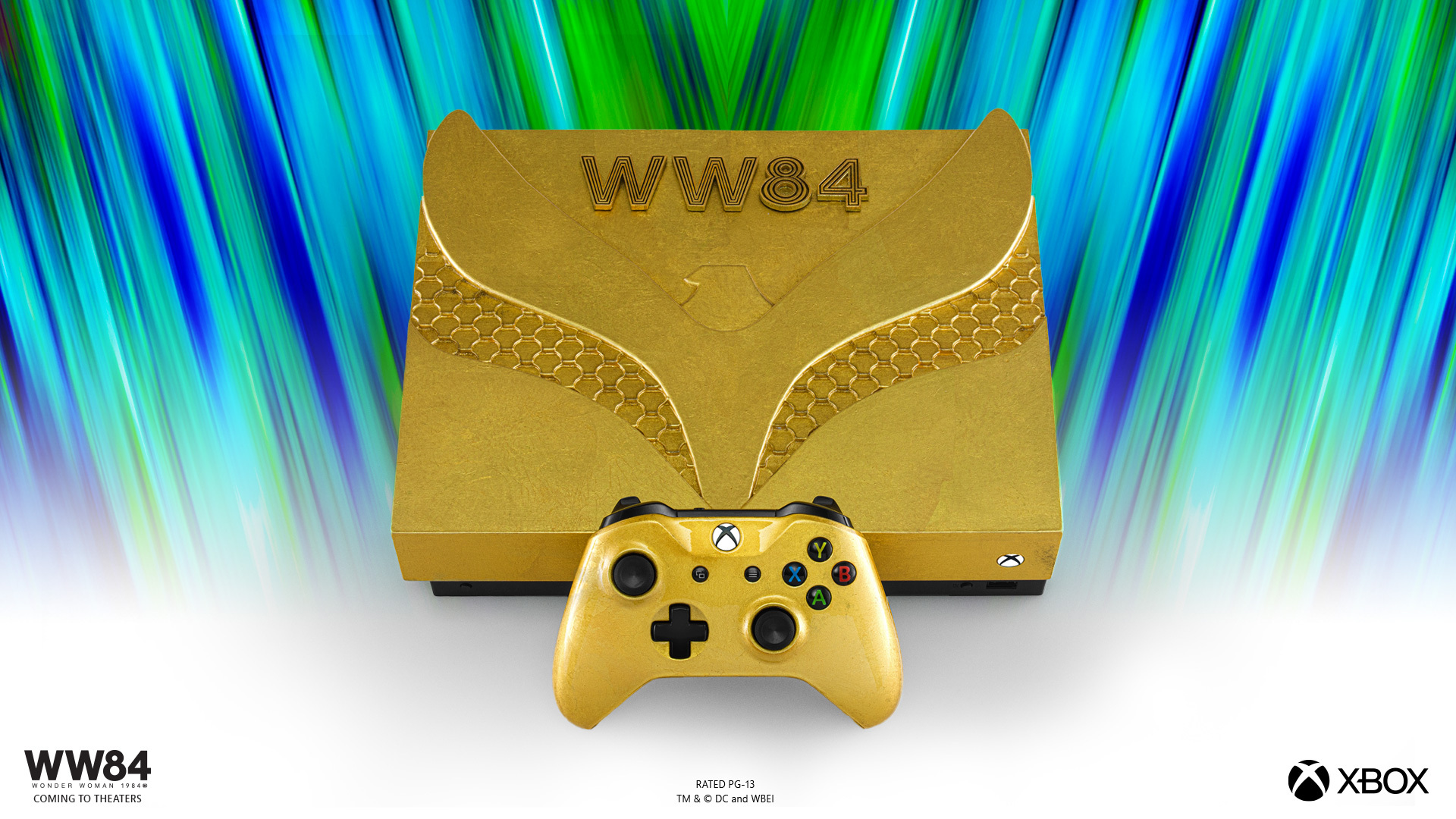 Here's how you can win a Wonder Woman 1984 Xbox One X console 14