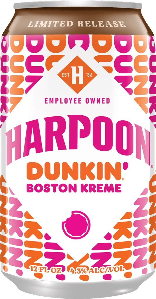 Dunkin' and Harpoon Brewery are releasing donut-infused beers this fall 14