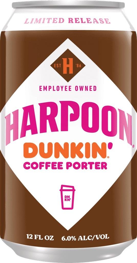 Dunkin' and Harpoon Brewery are releasing donut-infused beers this fall 17