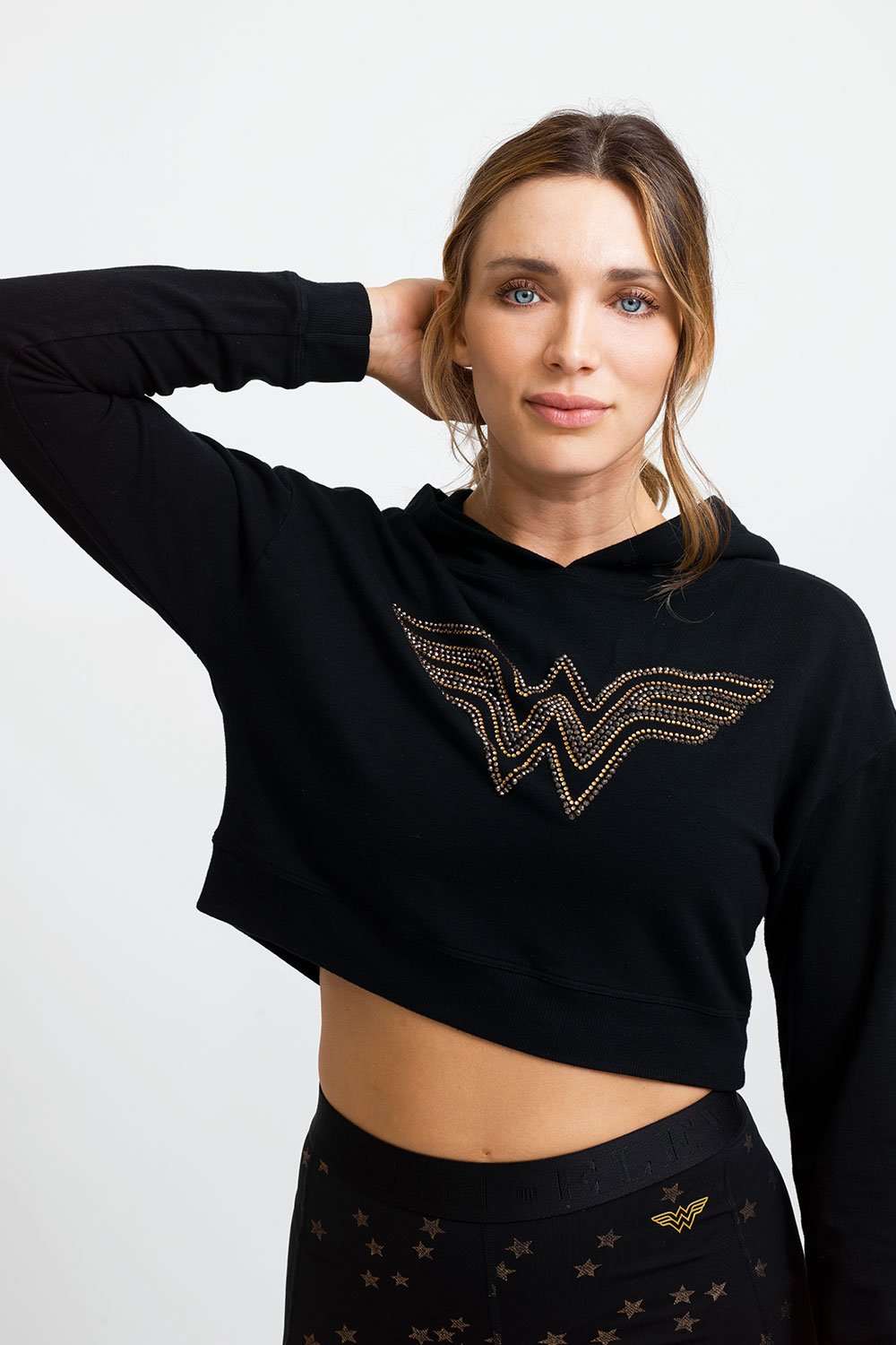 EleVen by Venus Williams x Wonder Woman collection includes tennis wear, t-shirts, and hoodies 17