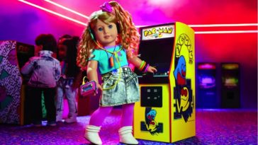 American Girl's latest doll is a video game developer 15