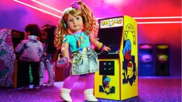 American Girl's latest doll is a video game developer 16