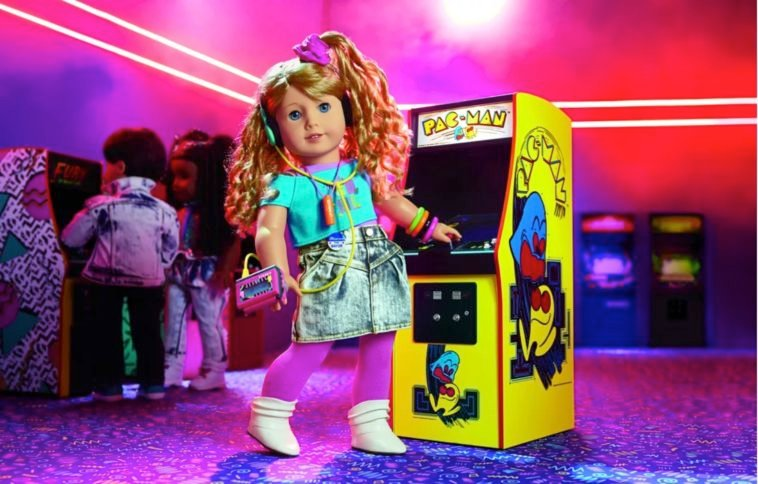 American Girl's latest doll is a video game developer 13