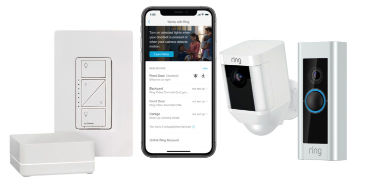 Ring devices can soon activate Lutron lights automatically 14