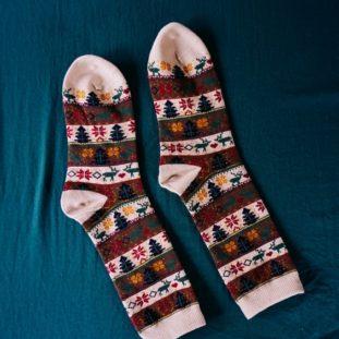 Quirky Christmas Socks 49