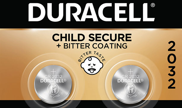 Duracell is now using a bitter coating to keep kids from eating their batteries 18