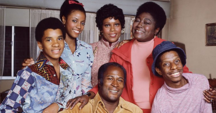 Netflix is rebooting classic sitcom Good Times as an animated series 12