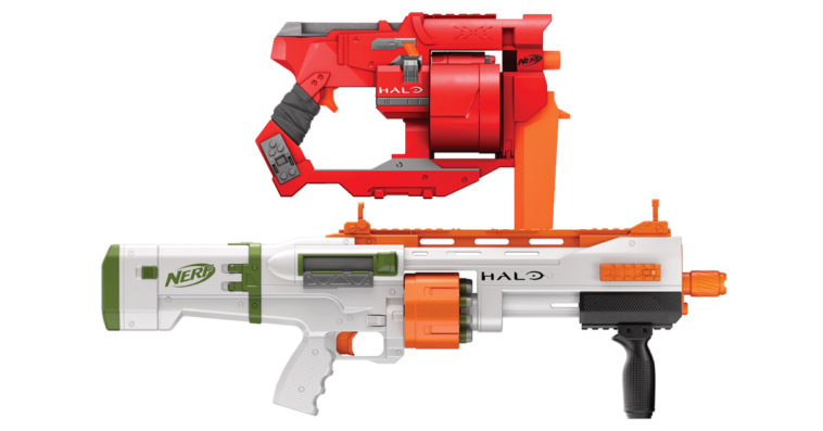 These new Halo Infinite Nerf blasters will let you live out your Master Chief fantasies 12