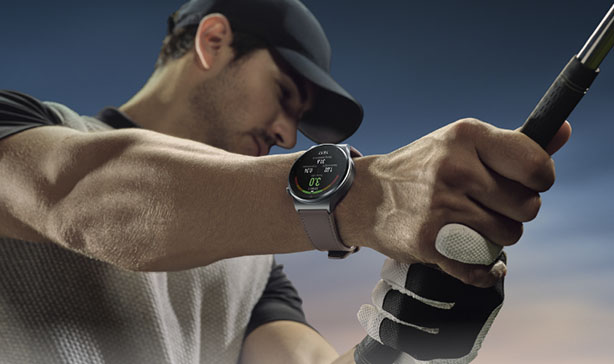Huawei's Watch Fit takes design cues from the Apple Watch 14