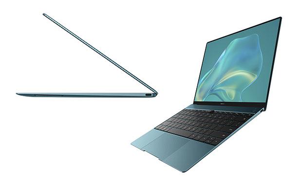 Huawei's fan-less MateBook X laptop is a stunner 18