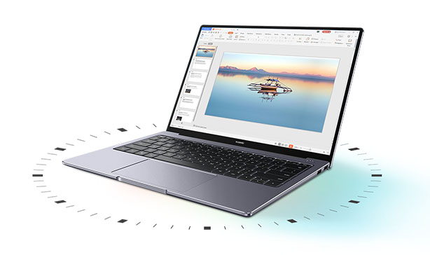 Huawei's fan-less MateBook X laptop is a stunner 16