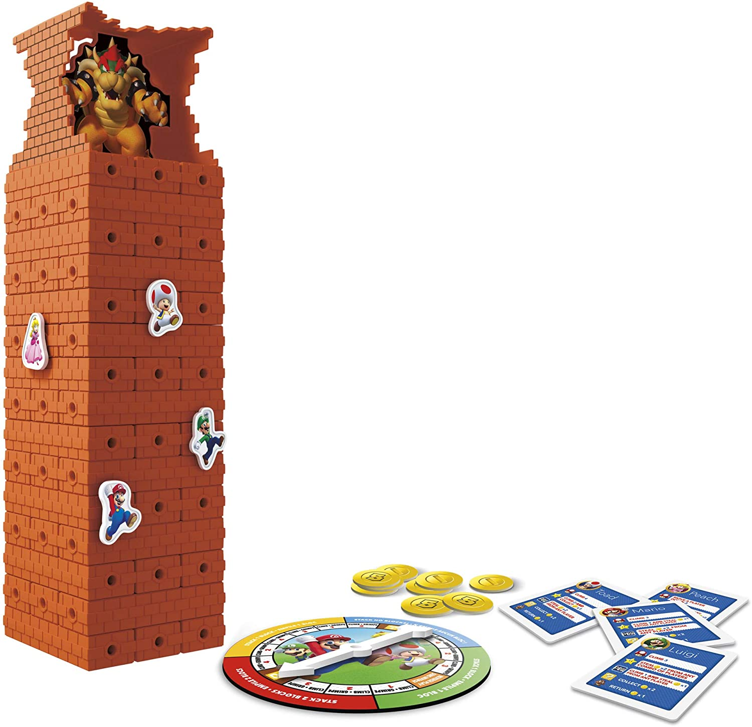 Jenga Super Mario offers a unique spin on the classic block-stacking game 13