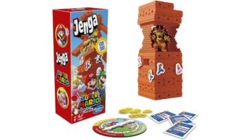 Jenga Super Mario offers a unique spin on the classic block-stacking game 16