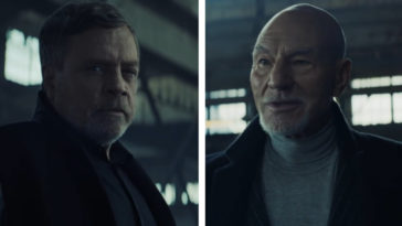 Star Wars' Mark Hamill and Star Trek's Patrick Stewart face off in an Uber Eats commercial 14