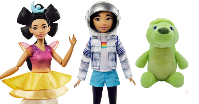 Netflix's Over the Moon is getting a doll and plush line from Mattel 10