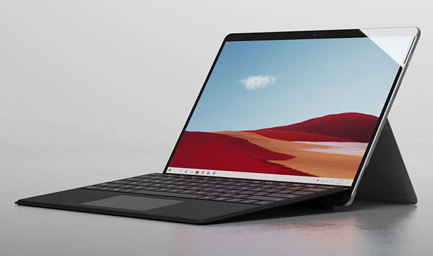 The Microsoft Surface Laptop Go costs just under $600 16
