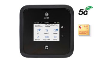 AT&T's NETGEAR Nighthawk 5G Mobile Hotspot Pro is designed for working from home 17