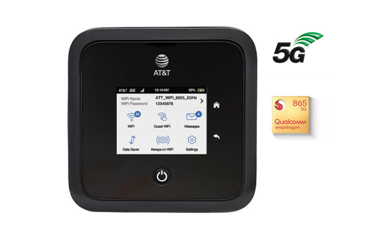 AT&T's NETGEAR Nighthawk 5G Mobile Hotspot Pro is designed for working from home 15