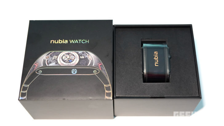Nubia Watch review: A futuristic foldable smartwatch 12