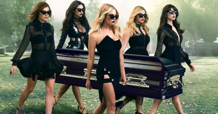 Riverdale creator is rebooting Pretty Little Liars, and fans are not thrilled 13