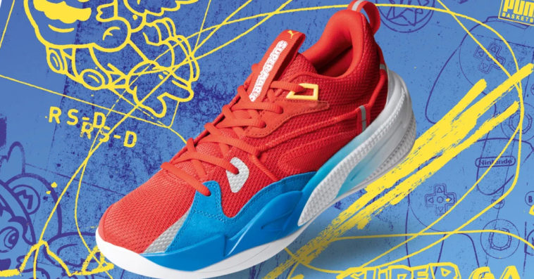 Puma RS-Dreamer sneakers inspired by Super Mario Bros. are out now 12