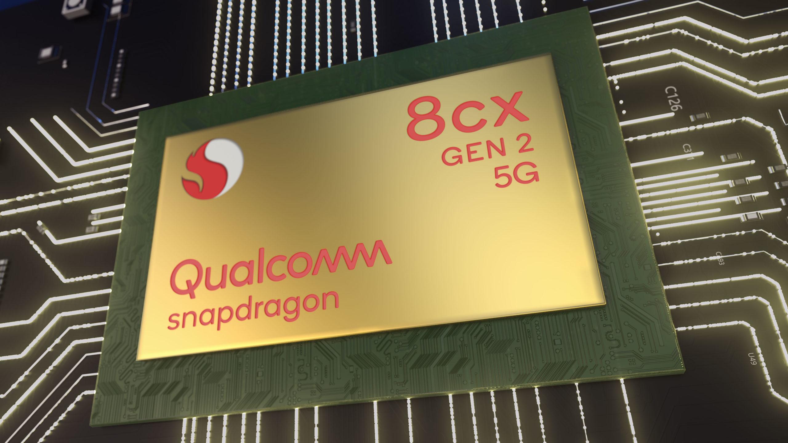Qualcomm's Snapdragon 8cx Gen 2 5G platform surpasses Intel's 10th Gen Core i5 by up to 18% 13