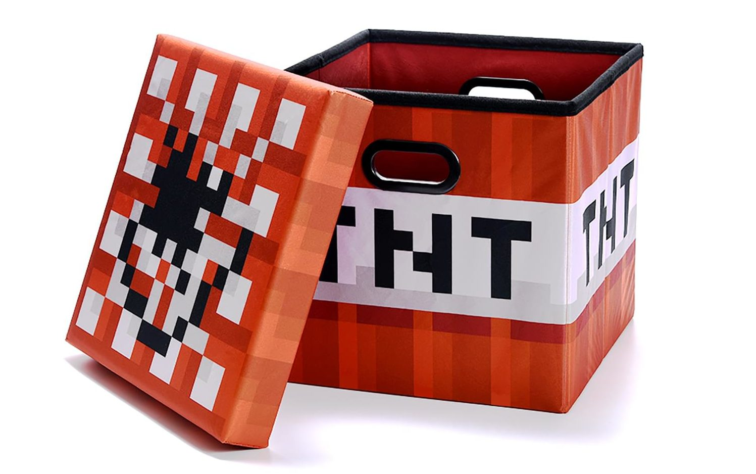 Minecraft TNT Storage bin