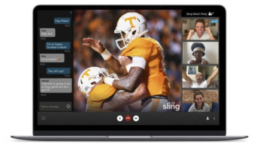 SLING TV now has a watch party feature 12