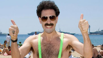The Borat sequel is coming to Amazon Prime in October 13