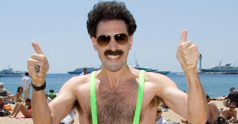 The Borat sequel is coming to Amazon Prime in October 12