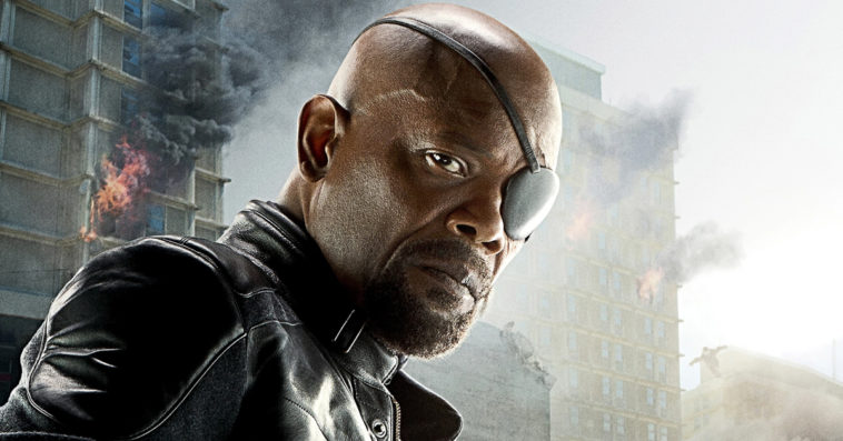 Samuel L. Jackson's Nick Fury is getting his own Marvel series for Disney+ 12
