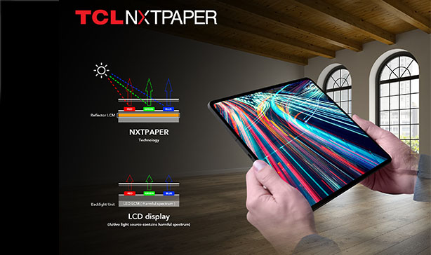 TCL's latest tablets recreate the feel of writing on paper 13