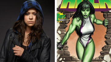 Marvel's She-Hulk casts Tatiana Maslany in the title role 12