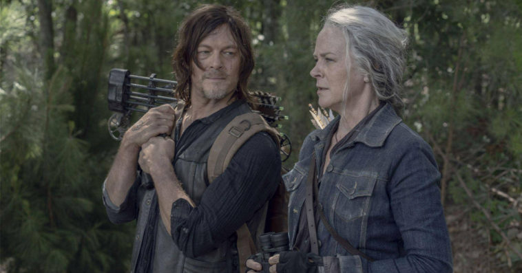 Has The Walking Dead been cancelled or renewed for season 11? 16