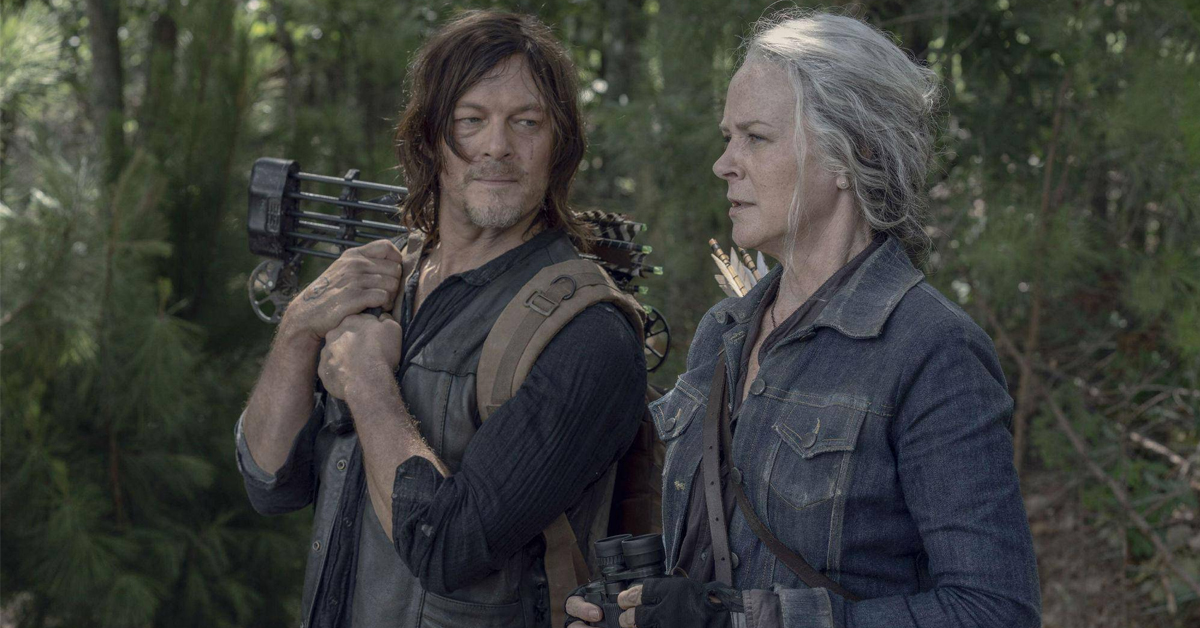 Has The Walking Dead been cancelled or renewed for season 11? 19