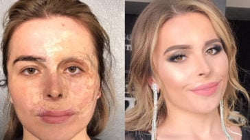 These makeup transformations will blow your mind 11