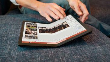 Lenovo's folding PC ThinkPad X1 Fold is finally available for pre-order 16